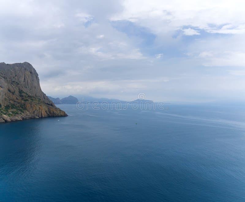 Sudak Crimea wakacje zdjęcia stock