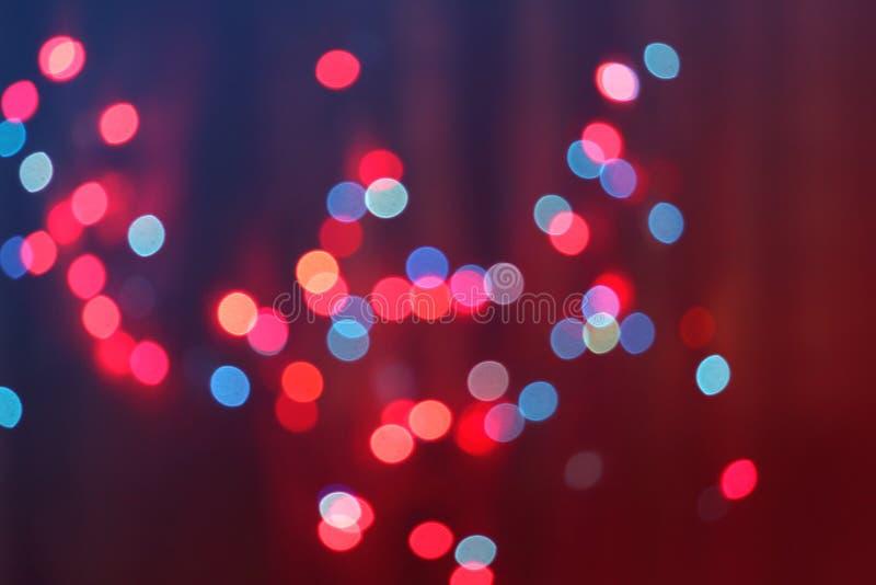 Suddig ljusljusdiod arkivfoton