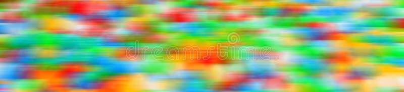 Suddig texturbakgrund mångfärgad abstraktion Defocused bild royaltyfria bilder