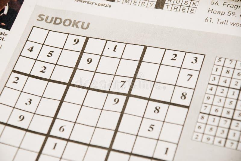 sudoku stock image  image of maze  logic  brain  hobby