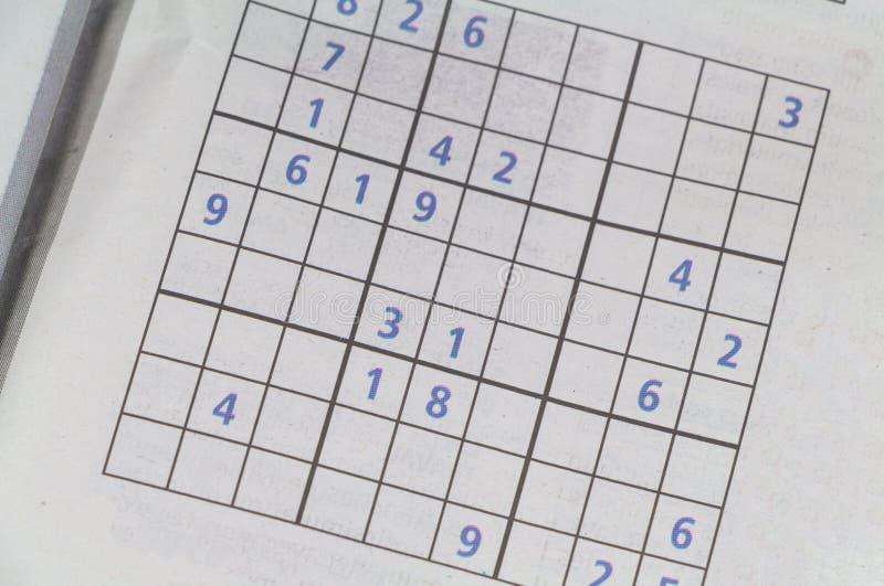 Zeitung Sudoku