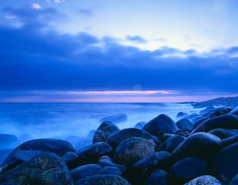 Sueño azul fotos de archivo