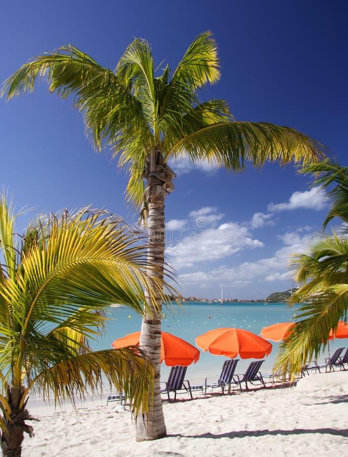 Sueño del Caribe foto de archivo libre de regalías