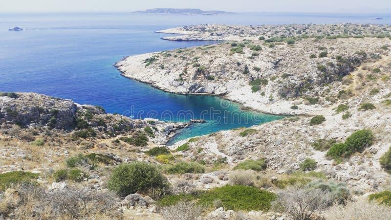 Sueño griego imagenes de archivo