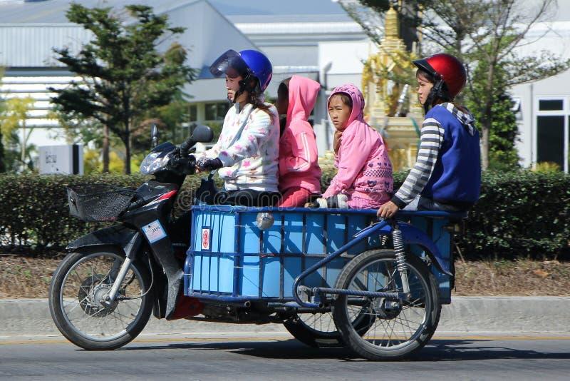 Sueño privado Motercycle de Honda fotos de archivo