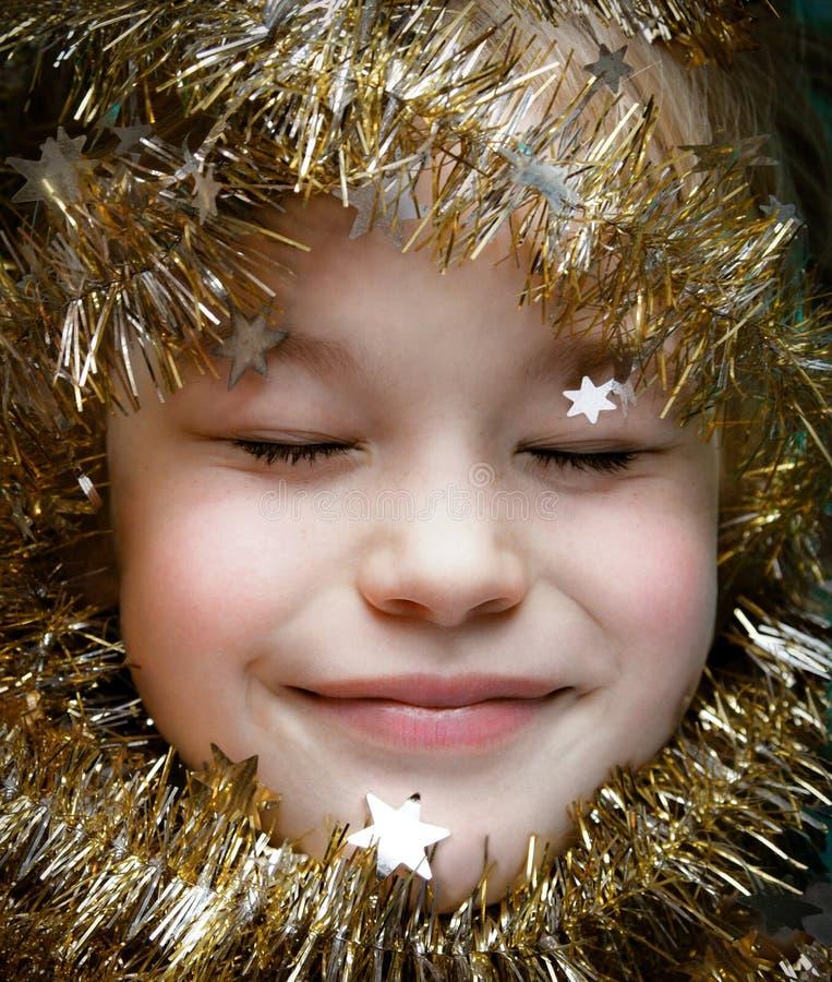 Sueños de la Navidad foto de archivo libre de regalías