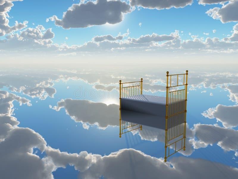 Sueños eternos libre illustration