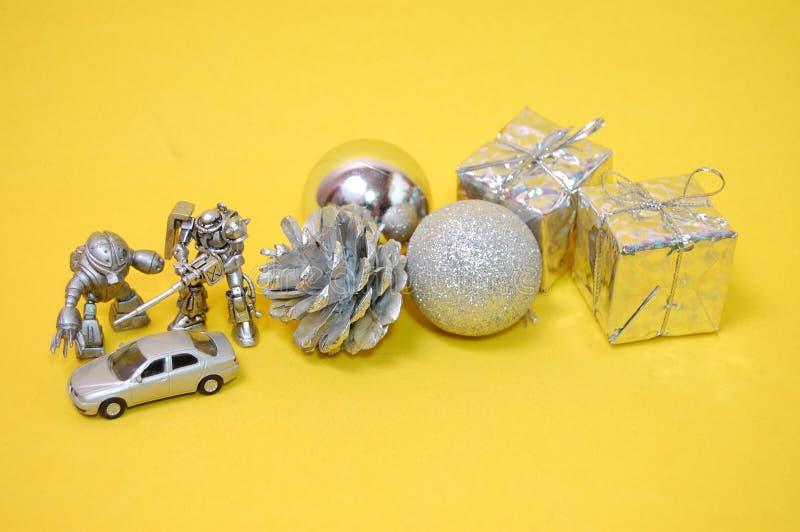 Sueños y deseos por el Año Nuevo foto de archivo libre de regalías