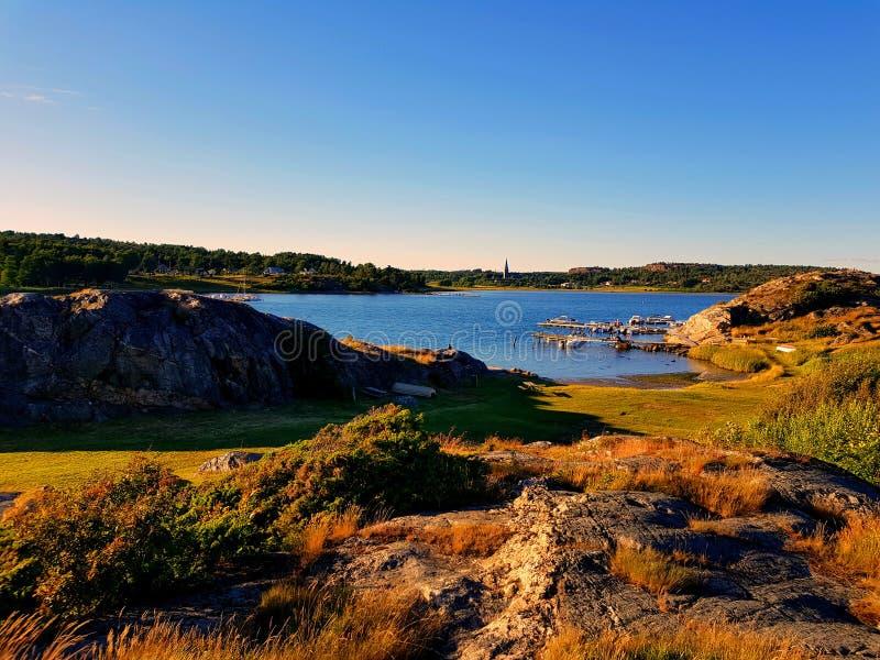 Suecia hermosa imagen de archivo