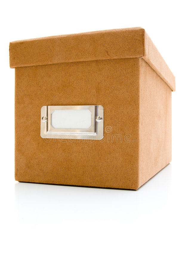 Free Suede Box Stock Image - 6348651
