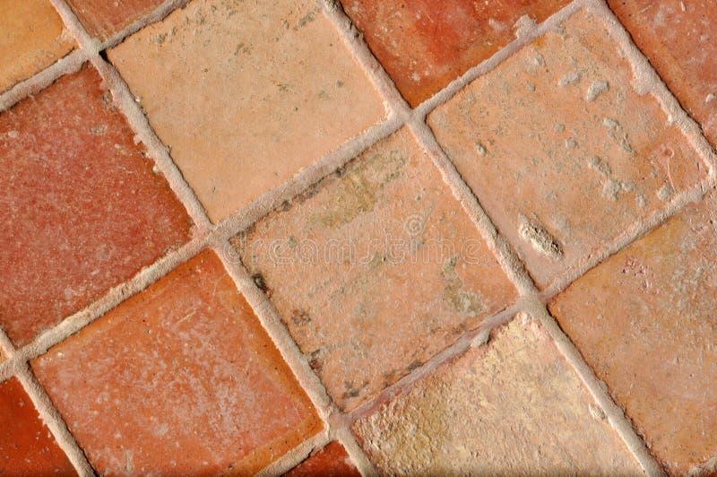 Suelo de azulejo foto de archivo libre de regalías