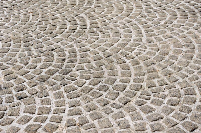 Suelo de baldosas de piedra del bloque foto de archivo - Suelo de piedra ...