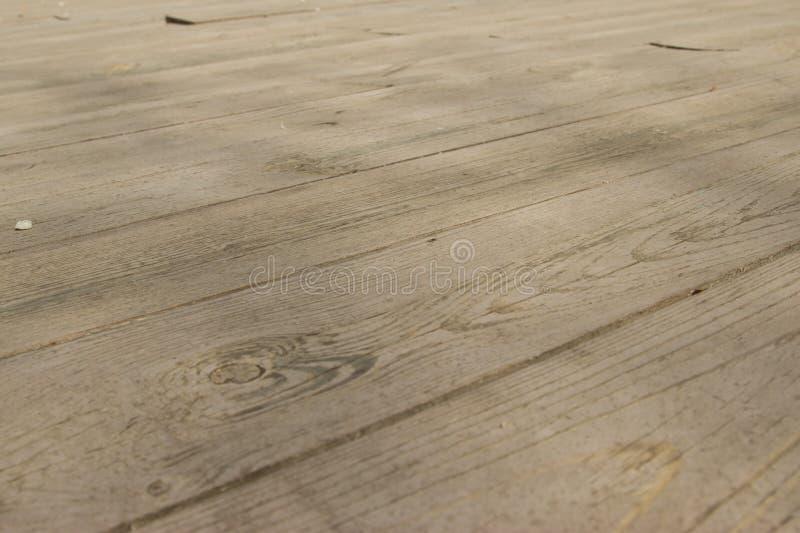 Suelo de madera, tableros foto de archivo libre de regalías