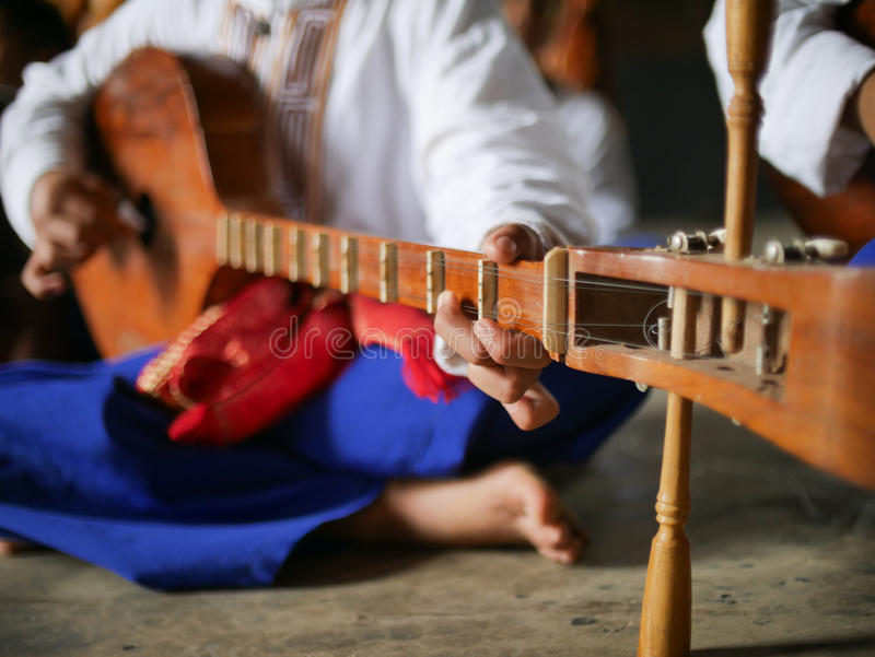 Thai String Instrument Stock Images - Download 239 Royalty