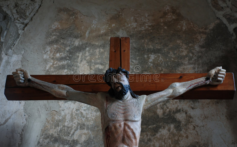 Suffering 2. Suffering of the Jesus Christ royalty free stock images