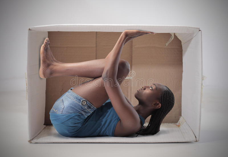 Download Suffocating Space Stock Photo - Image: 24768600