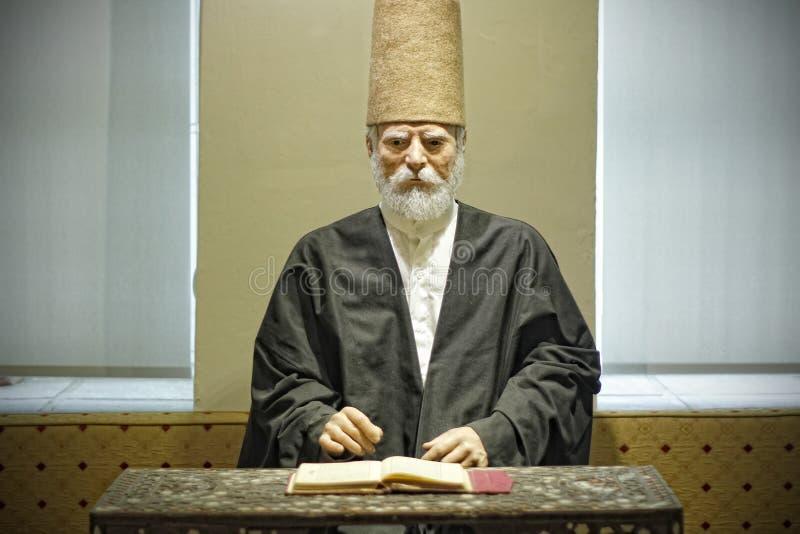 Sufi Dervish Royalty Free Stock Image