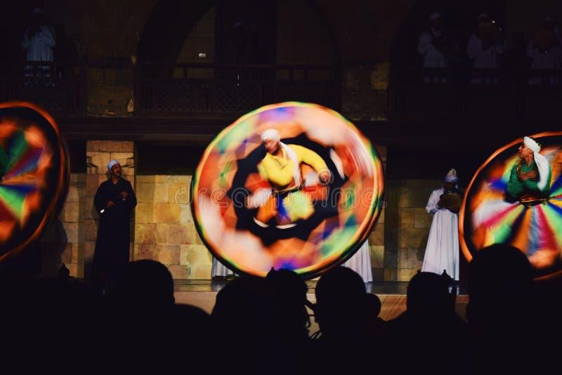 Sufi, le Caire photographie stock libre de droits
