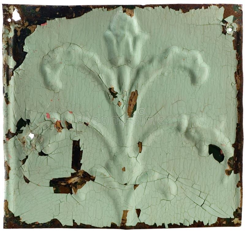 sufit antiue płytka zdjęcie royalty free