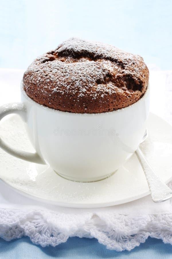 suflet czekoladowy zdjęcie stock