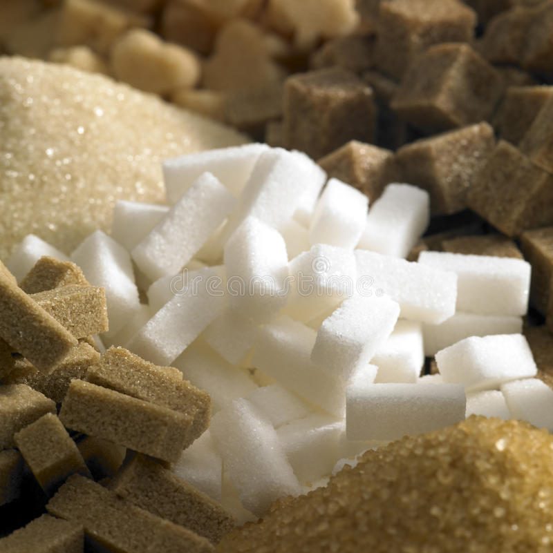 Sugar royalty free stock photo