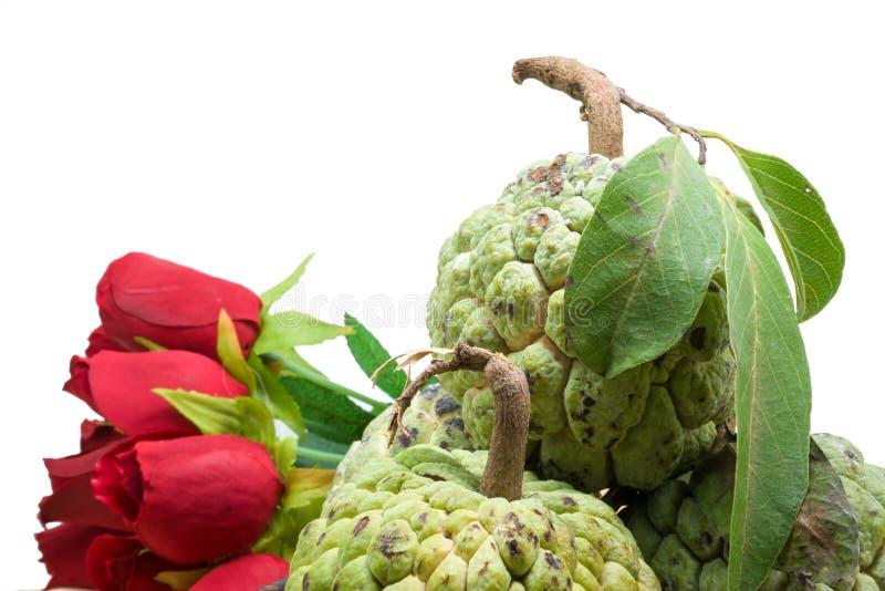 Download Sugar Apple (corossol, Annona, Pomme Cannelle) Image stock - Image du régime, asie: 56490191