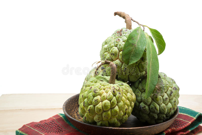 Download Sugar Apple (corossol, Annona, Pomme Cannelle) Photo stock - Image du centrale, graine: 56490548