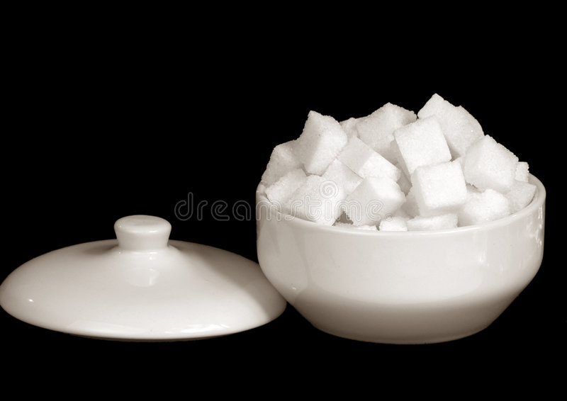 Download Sugar From A Beet In A Sugar-bowl Stock Photo - Image: 1832760