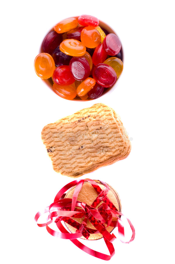 Download Sugar candies. stock image. Image of sweets, biscuit, yellow - 6958391