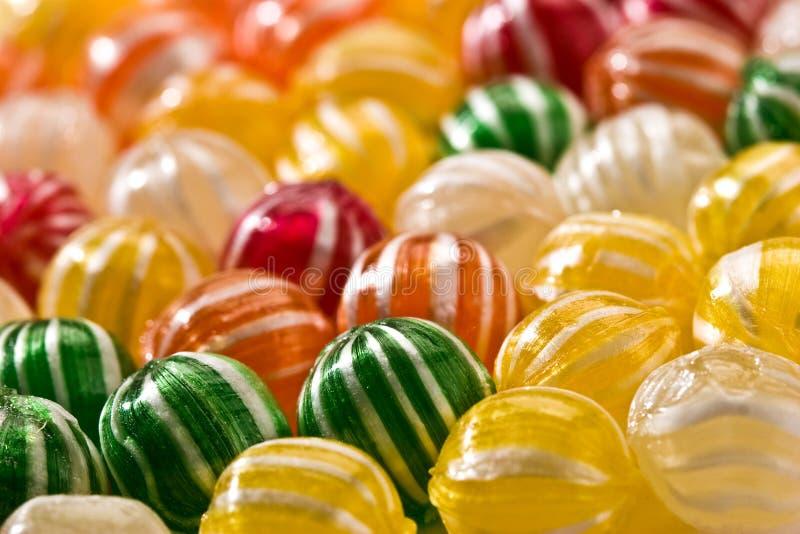 Sugar candy stock image