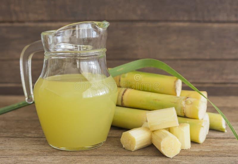 Sugar Cane-Saft stockfotografie