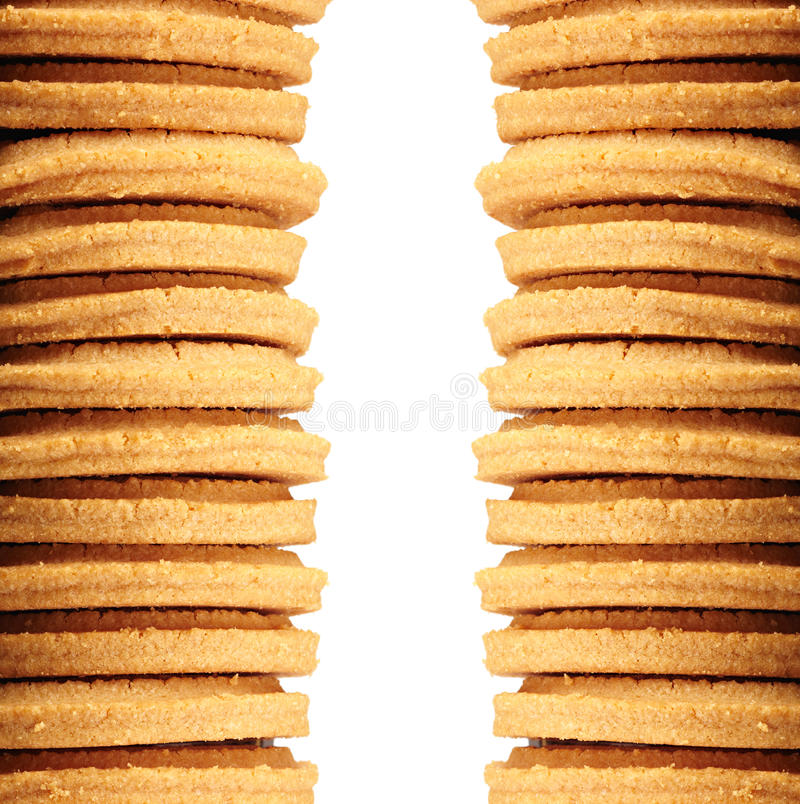 Download Sugar cookies stock photo. Image of heap, sweet, snack - 23673276