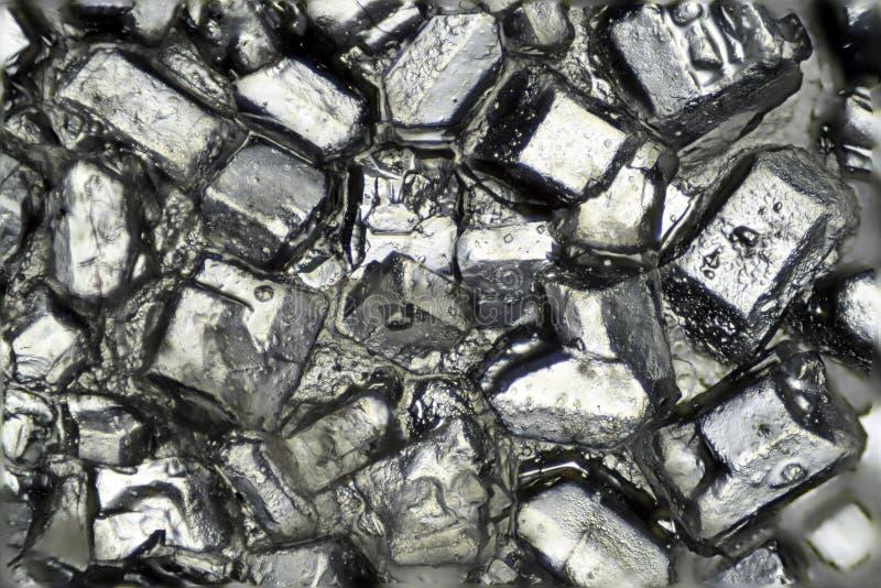 Sugar Crystals fotografie stock libere da diritti