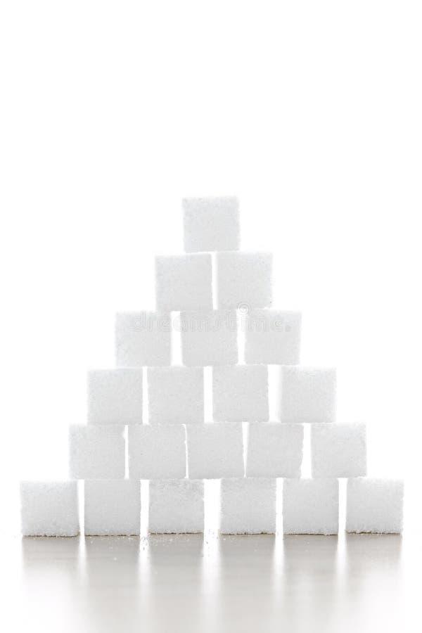 Free Sugar Cube Pyramid Royalty Free Stock Photography - 14814467