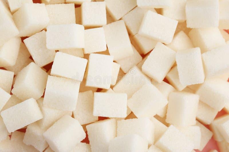 Sugar Cubes foto de stock royalty free