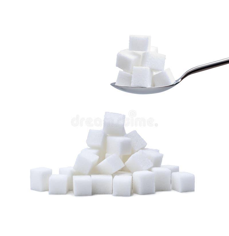 Free Sugar Cubes Royalty Free Stock Image - 19404566