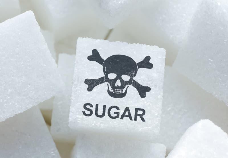 Sugar Cubes imagens de stock royalty free
