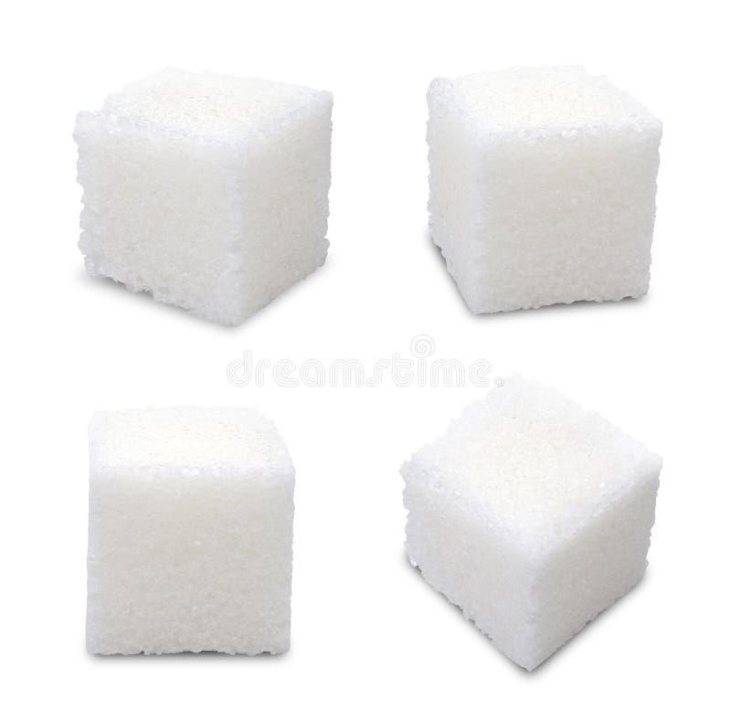 Sugar Cubes arkivbild