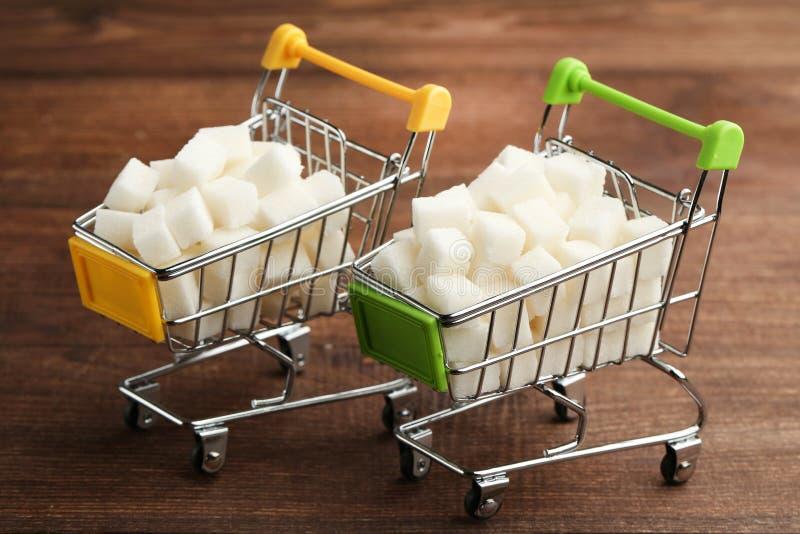 Sugar Cubes fotografia de stock