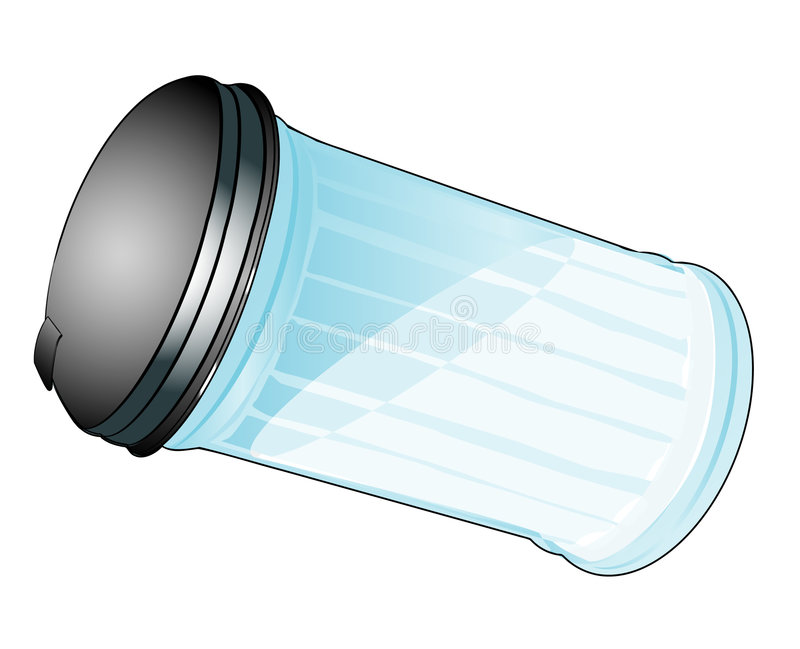 Download Sugar dispenser stock illustration. Illustration of illustration - 776386