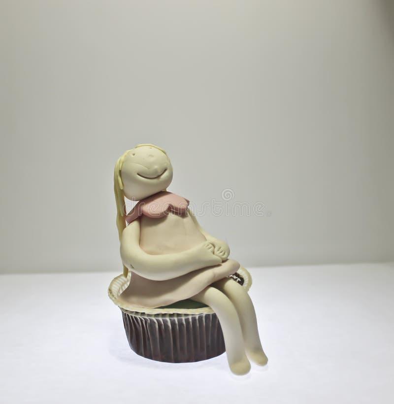 Sugar Dough imagen de archivo libre de regalías