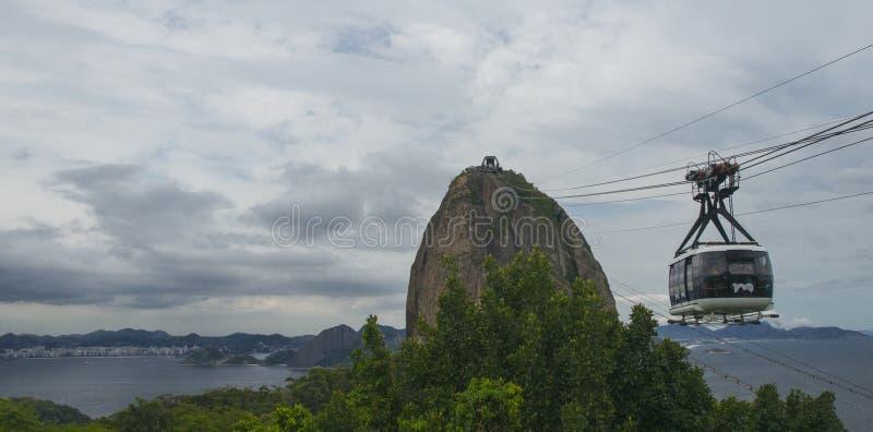 Sugar Loaf Rio de Janeiro lizenzfreie stockfotos