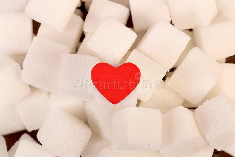 Sugar love royalty free stock image