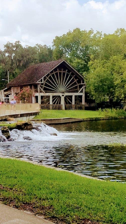 Sugar Mill royaltyfri fotografi