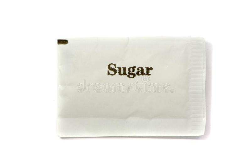 Sugar Pack Stock Photos