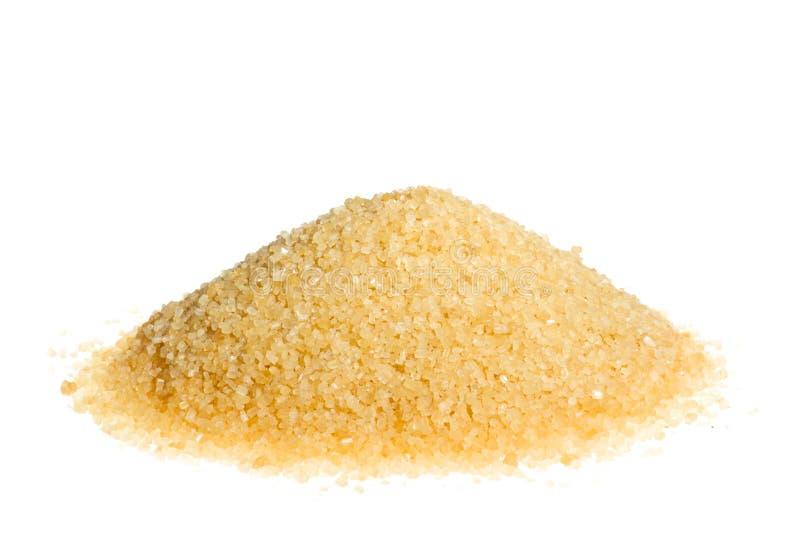Sugar pile royalty free stock images