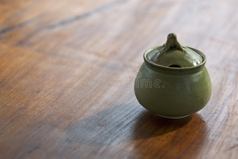 Sugar Pot Stock Photos