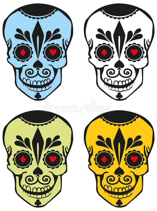 Download Sugar Skull Stock Photography - Image: 23781072