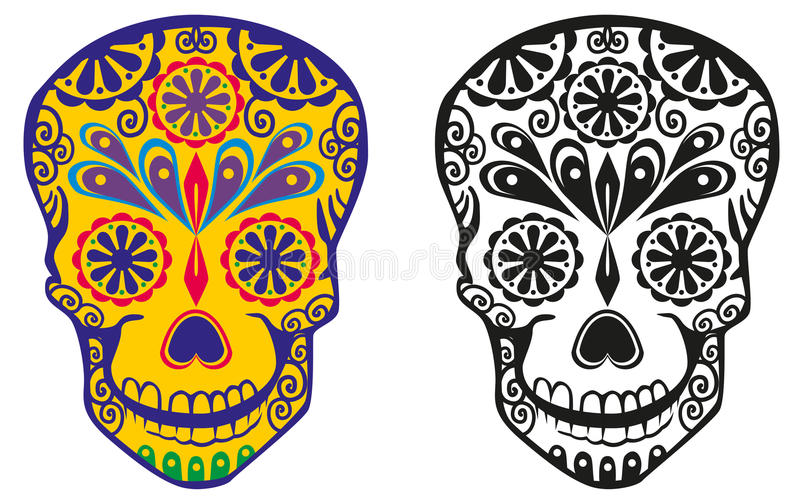 Download Sugar Skull Royalty Free Stock Photography - Image: 23781097