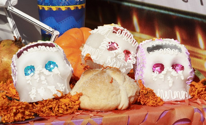 Download Sugar skulls stock photo. Image of folklore, color, cities - 6966520
